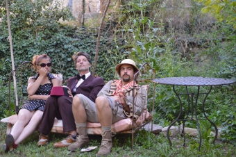 Fanny, Pierre et Wim