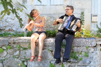 IMG_16088820_Deambulation-Musicale- Septet-des-Elephants Labeaume-en-Musique-2016 Culture Labeaume Ardeche